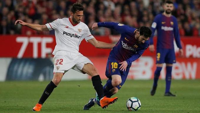 Nhận định bóng đá Sevilla vs Barcelona, 2h30 ngày 22/04