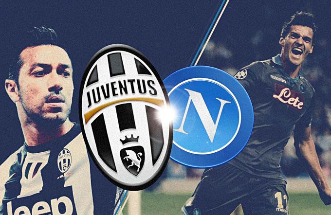 Nhận định bóng đá Juventus vs Napoli, 01h45 ngày 23/04