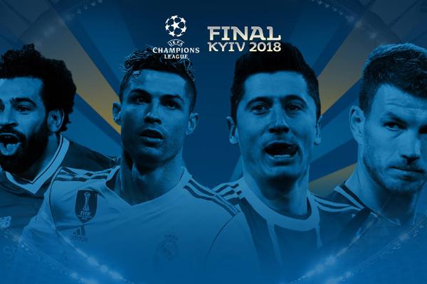 Thông tin lực lượng trước bán kết lượt đi Cúp C1/Champions League 2017/18