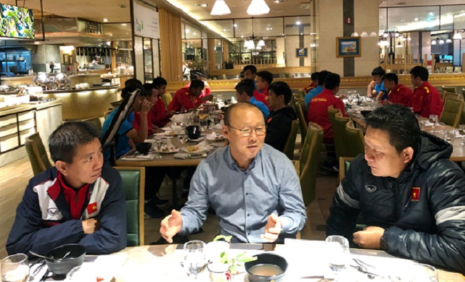 HLV Park Hang Seo chỉ ra điểm yếu của U19 Việt Nam