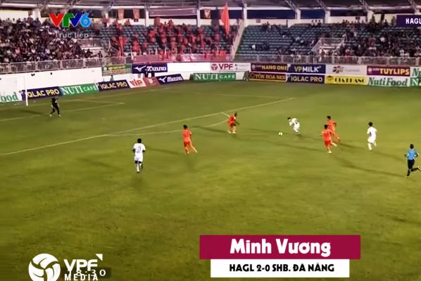 Top 5 bàn thắng đẹp nhất vòng 6 V-League 2018: Vinh danh siêu phẩm solo của sao trẻ HAGL