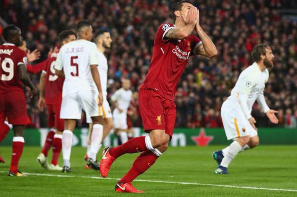 Kết quả Liverpool 5-2 AS Roma: Không thể cản Salah
