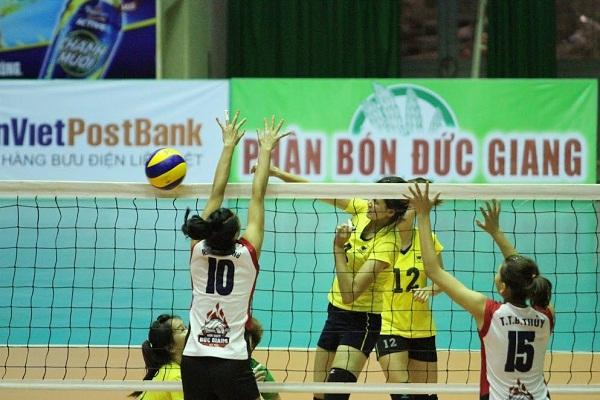 Trực tiếp bóng chuyền Cúp Hùng Vương 2018 hôm nay (26/4): VTV Bình Điền Long An vs Thông Tin Lienvietpostbank