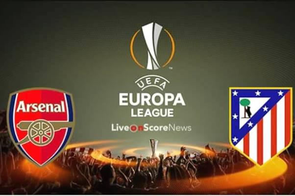 Lịch phát sóng trực tiếp cúp C2: Arsenal vs Atletico Madrid