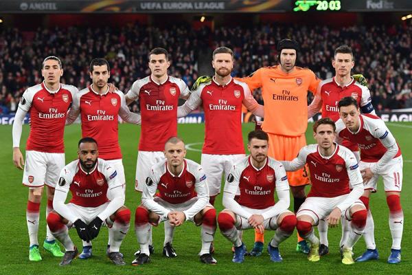 Đội hình dự kiến Arsenal vs Atletico Madrid, lượt đi bán kết Cúp C2 châu Âu