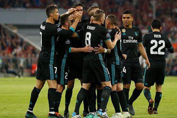 Dư âm Bayern Munich 1-2 Real Madrid: Kỷ lục Champions League cho Ronaldo và Real