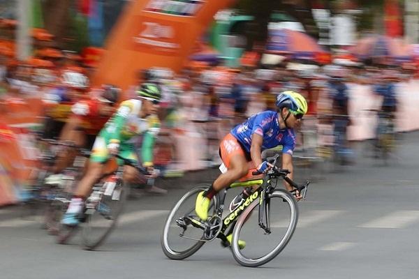 Trực tiếp chặng 26 giải đua xe đạp Cúp Truyền hình TP.HCM 2018 ngày 26/4