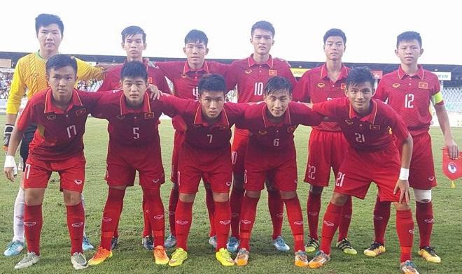 Kết quả bốc thăm chia bảng VCK U16 châu Á 2018: U16 Việt Nam vào bảng đấu mạnh