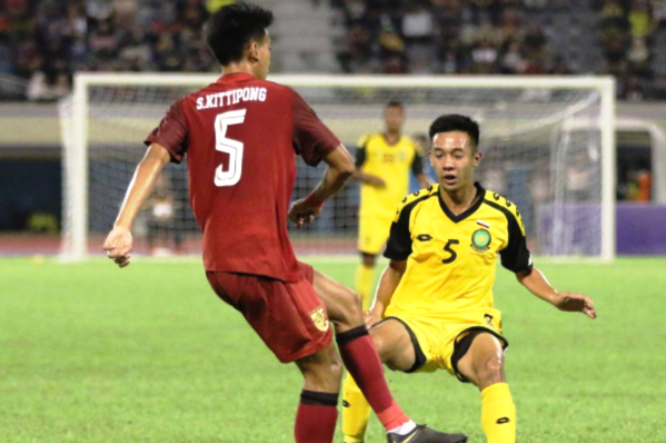 Kết quả U21 Thái Lan vs U21 Brunei (FT 1-2): Người Thái bị 'làm nhục'
