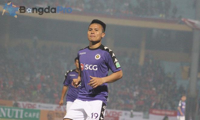 Quang Hải sẽ dự bị ở trận đấu với Sài Gòn FC vòng 1/8 Cúp QG