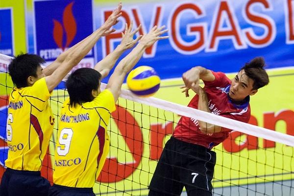 Xem trực tiếp bóng chuyền Tràng An Ninh Bình vs Biên Phòng (20h30, 27/4) ở đâu?