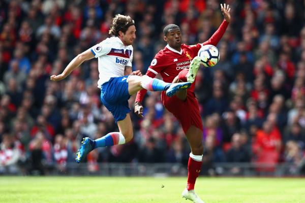 Kết quả Liverpool 0-0 Stoke City: Tất cả cho bán kết Cúp C1 lượt về