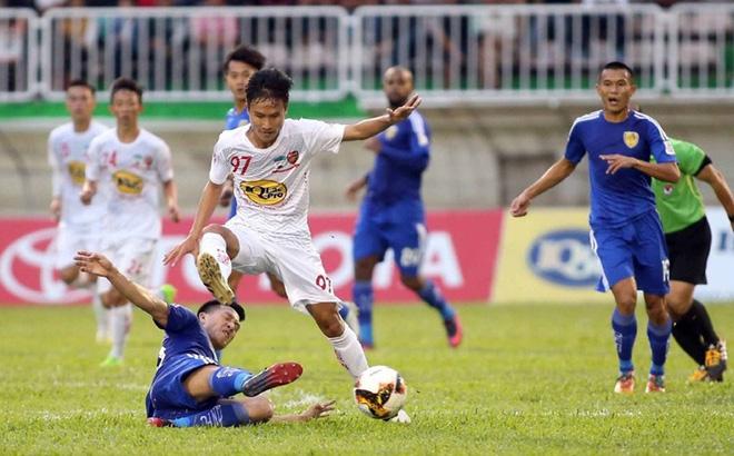 Nhận định vòng 1/8 Cúp Quốc gia 2018: Quảng Nam vs HAGL
