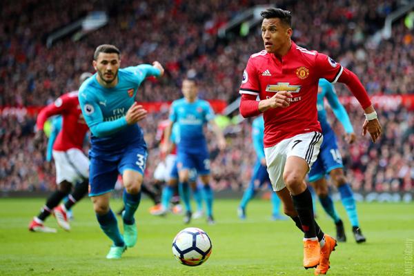 Kết quả MU 2-1 Arsenal: MU thắng nhọc 'những đứa trẻ' nhà Wenger