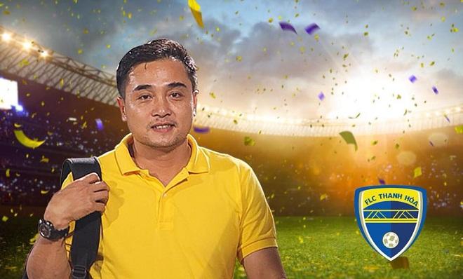FLC Thanh Hóa chọn cựu cầu thủ Thể Công ngồi ghế nóng