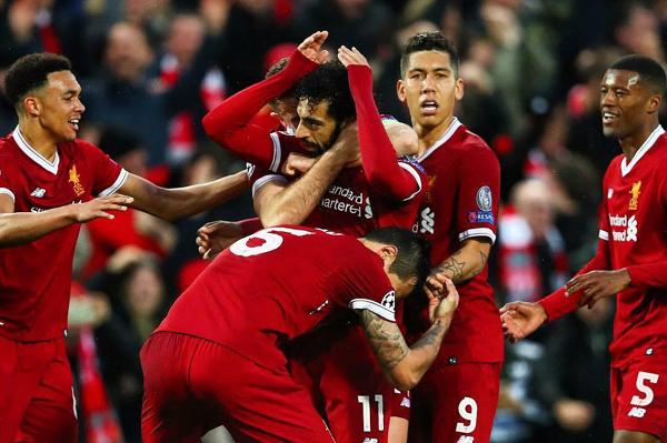 Xem trực tiếp AS Roma vs Liverpool (01h45 ngày 3/5) trên kênh nào?