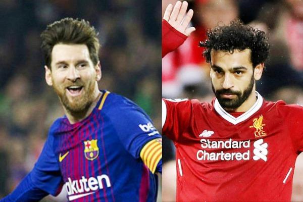 Chiếc giày vàng châu Âu 2018: Messi lần thứ 5 là Vua săn bàn châu Âu