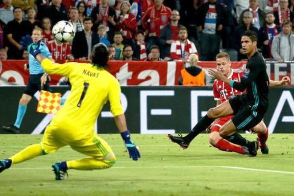 Kênh chiếu bán kết lượt về C1: Real Madrid vs Bayern Munich