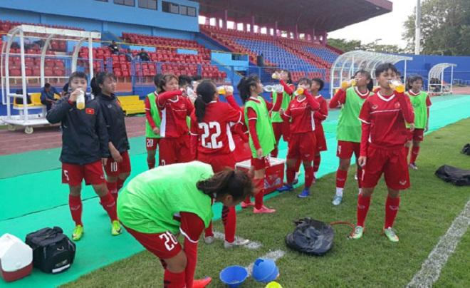 Lịch thi đấu U16 nữ Đông Nam Á của ĐT U16 nữ Việt Nam