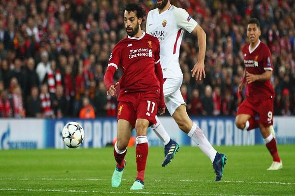 Lịch phát sóng cúp C1 hôm nay: AS Roma vs Liverpool