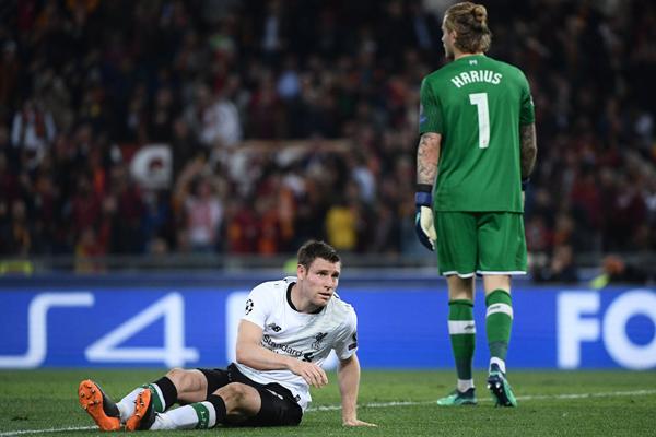Kết quả bóng đá Cúp C1 châu Âu hôm nay (3/5): AS Roma 4-2 Liverpool