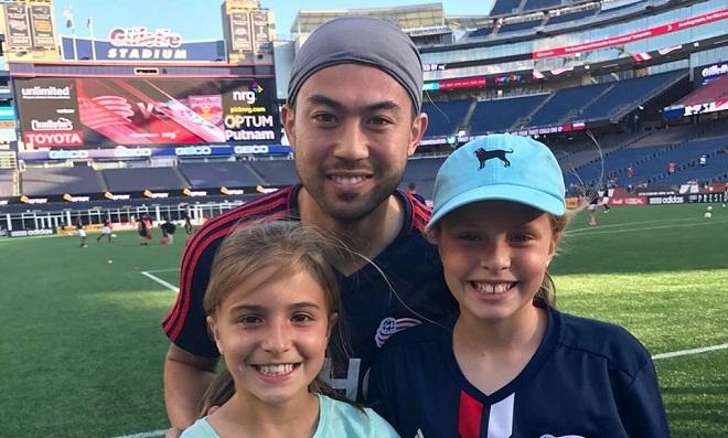 Chia tay New England, Lee Nguyễn đầu quân cho Los Angeles FC