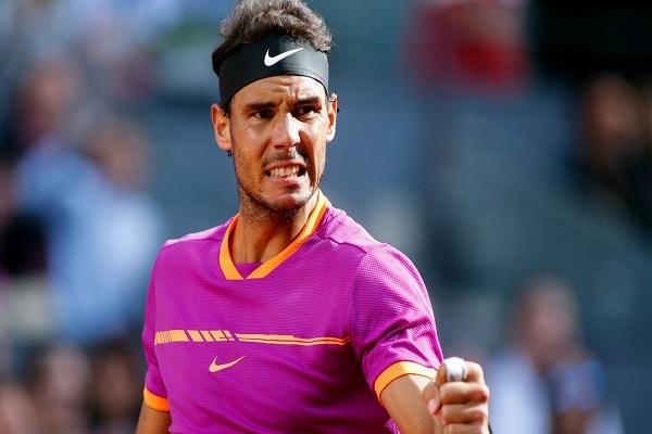 Trực tiếp Tennis Madrid Masters mở rộng 2018 trên kênh nào?