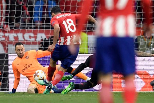 Kết quả Atletico Madrid 1-0 Arsenal: Cái kết đắng lòng cho Wenger và Arsenal