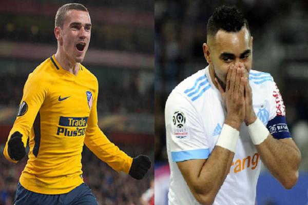 Xem trực tiếp chung kết C2 Atletico Madrid vs Marseille trên kênh nào