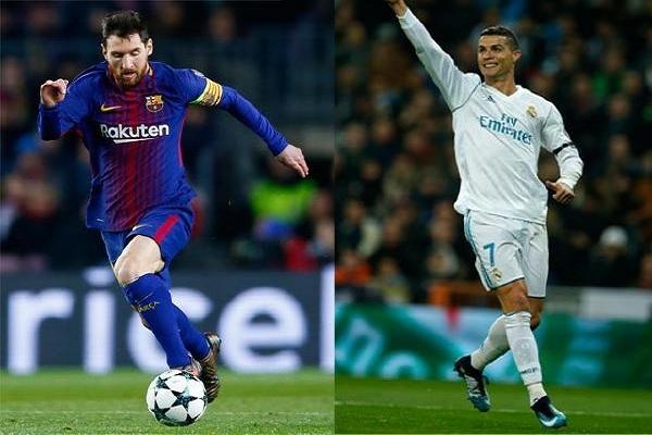Lịch thi đấu Siêu Kinh điển 2018: Barca vs Real