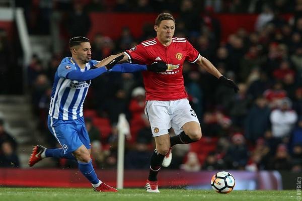 Lịch thi đấu vòng 37 Ngoại hạng Anh 2017/18: Brighton vs MU