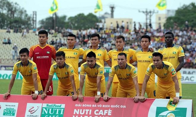 Kết quả V-League 2018 hôm nay(4/5): Nam Định thắng trận đầu tiên, FLC Thanh Hóa bị cầm hòa
