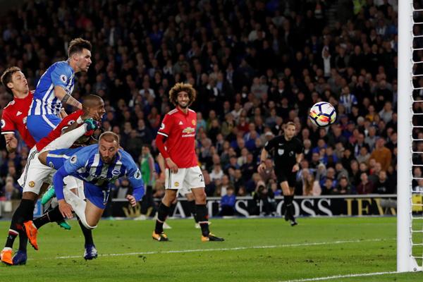 Kết quả bóng đá Ngoại hạng Anh hôm nay (5/5): Brighton 1-0 MU