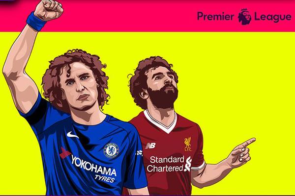 Lịch thi đấu Ngoại hạng Anh hôm nay (6/5): Đại chiến Chelsea vs Liverpool
