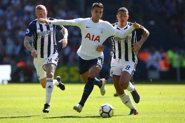 Kết quả bóng đá Ngoại hạng Anh hôm nay (6/5): West Brom 1-0 Tottenham