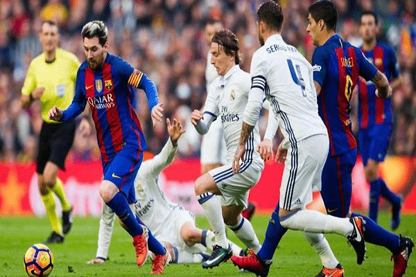 Xem trực tiếp siêu kinh điển Barca vs Real (01h45, 7/5) ở đâu?