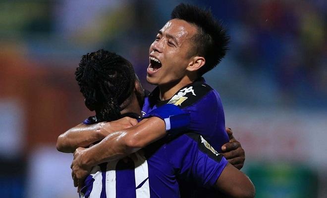 Bảng xếp hạng V-League 2018 sau vòng 7: Hà Nội FC thống trị ngôi số 1
