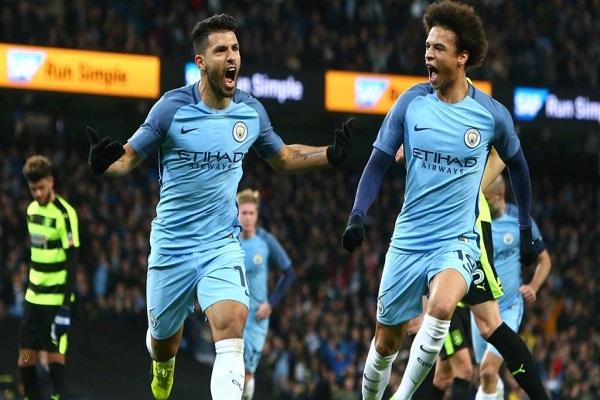 Lịch phát sóng Ngoại hạng Anh hôm nay (6/5): Man City vs Huddersfield