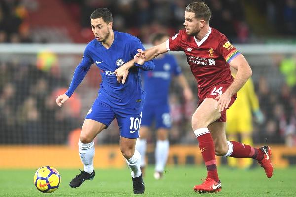 Thông tin lực lượng và đội hình dự kiến Chelsea vs Liverpool