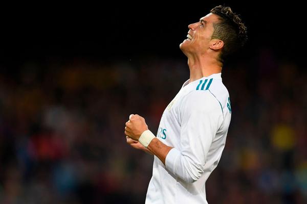 Real Madrid vs Liverpool, Chung kết C1 2017/18: Ronaldo có thể vắng mặt