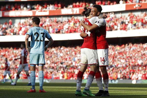 Xem lại Video bàn thắng Arsenal vs Burnley: Chiến thắng hủy diệt
