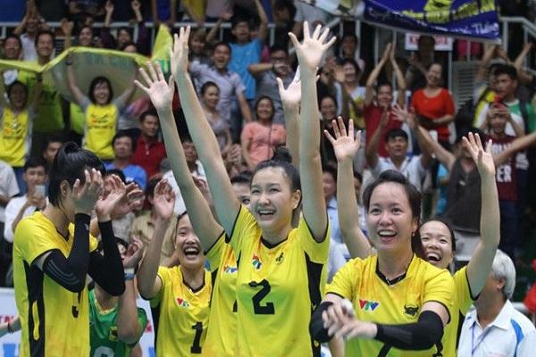 Lịch thi đấu bóng chuyền nữ quốc tế Cúp VTV Bình Điền 2018