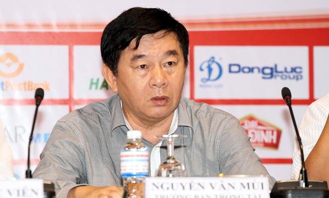 Trưởng ban trọng tài VFF nói gì về quả penalty oan của HAGL?