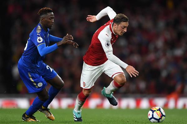 Lịch phát sóng trực tiếp Ngoại hạng Anh hôm nay (9/5): Leicester vs Arsenal