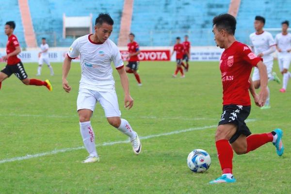 Kết quả Hà Nội B - Long An (FT 1-1): Bất phân thắng bại