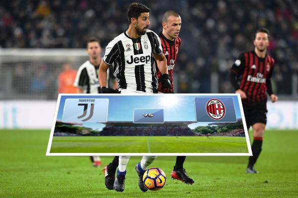 Xem trực tiếp Juventus vs AC Milan (2h, 10/5) ở đâu?