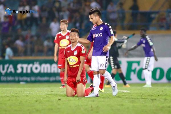 Lịch thi đấu bóng đá tứ kết Cúp Quốc gia 2018 hôm nay (11/5): HAGL vs Hà Nội FC