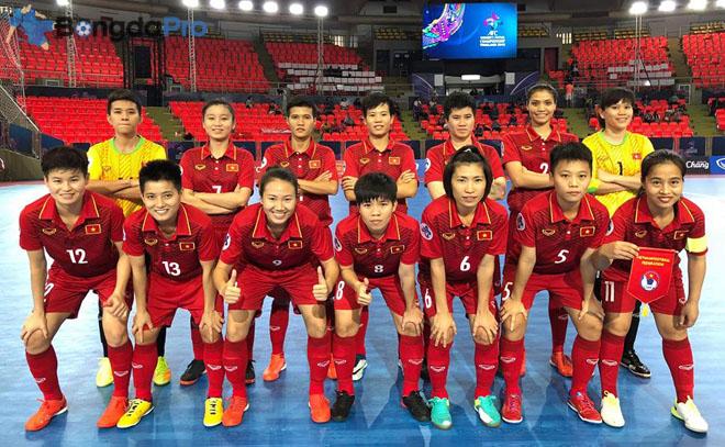 HLV tuyển futsal nữ Việt Nam lý giải về thất bại trước futsal nữ Iran