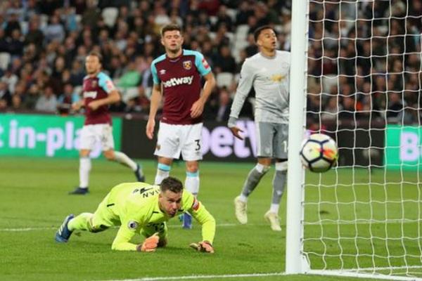 Kết quả West Ham 0-0 MU: MU chính thức giành ngôi Á quân Ngoại hạng Anh