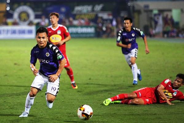 Kết quả HAGL vs Hà Nội FC (FT 2-2): Dàn sao U23 tỏa sáng